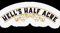 Hell's Half Acre Vodka 1885 Logo