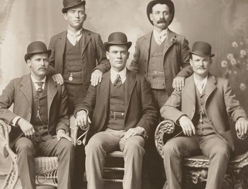 """The """"Wild Bunch"""" Gang"""