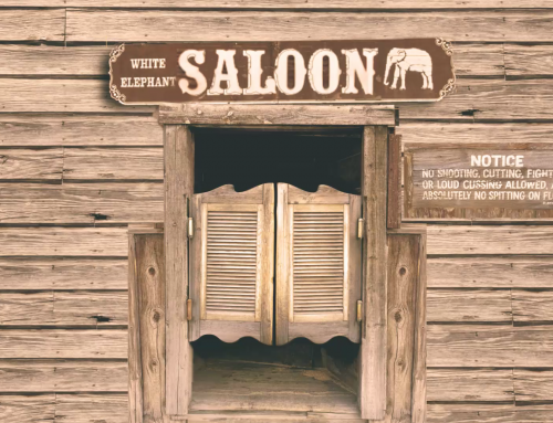 "The REAL Story Behind the ""White Elephant Saloon"""