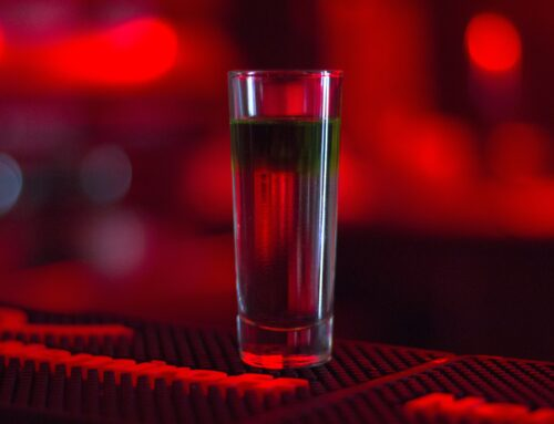 How Many Calories Are in A Shot of Vodka?