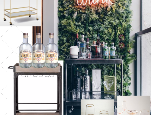 5 Simple Steps to Setting Up a Home Bar