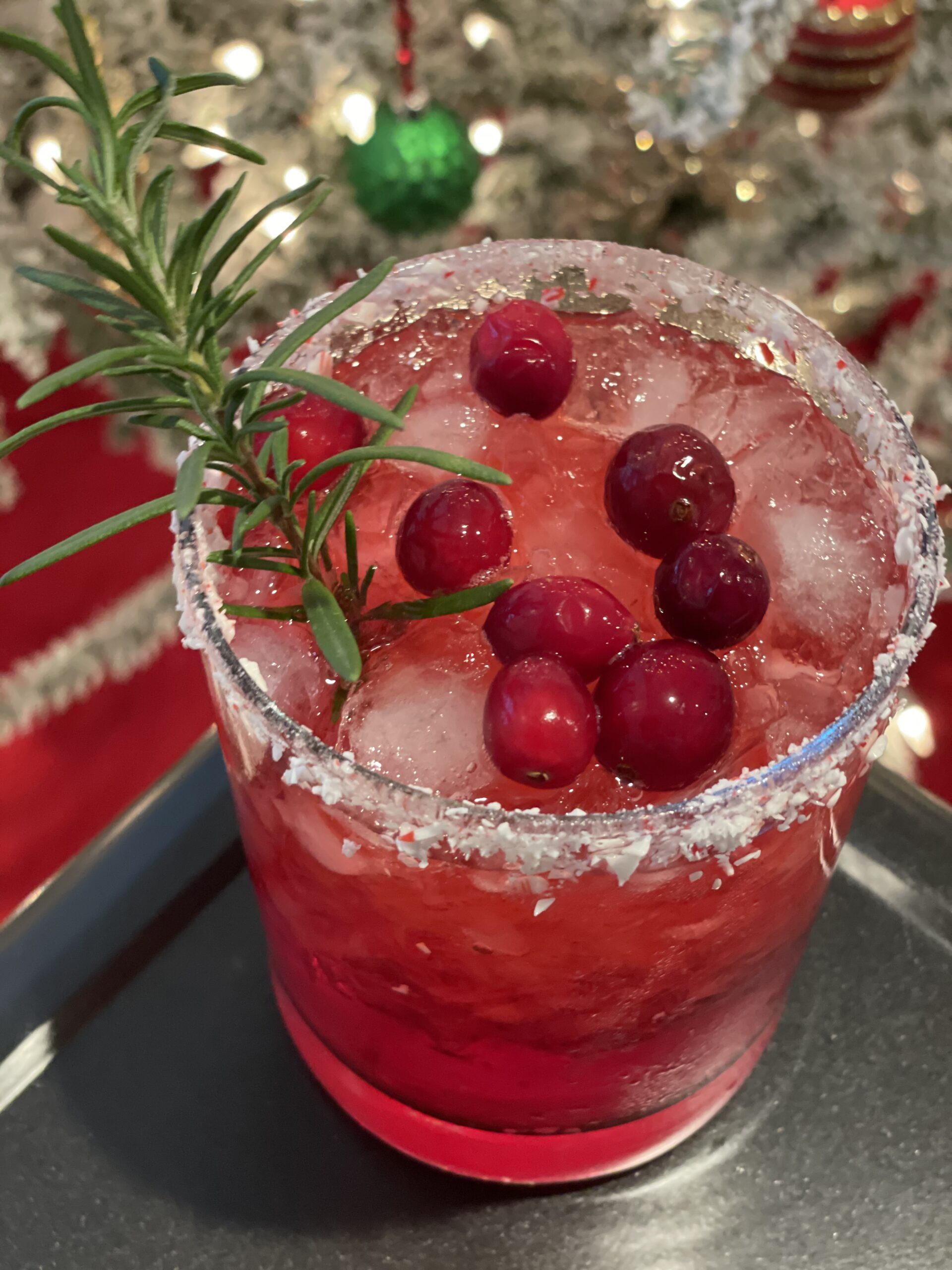 cranberry fizz, holiday fizz, hha vodka